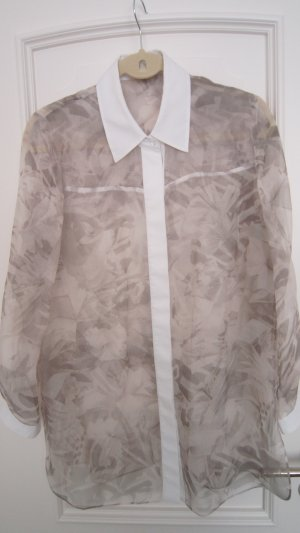Damen Bluse aus reiner Seide