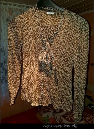 Damen Bluse braun Xs 34