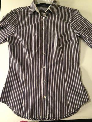 Damen Bluse Hemd von Zara in Gr. 36 XS Farbe Lila