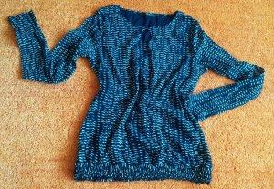 Damen Bluse Schlupfbluse Gr.38 in Bunt von Zero NW