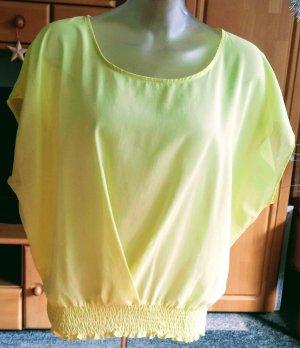 Damen Bluse Sommer Lässig Gr.M/L in Gelb von Orsay
