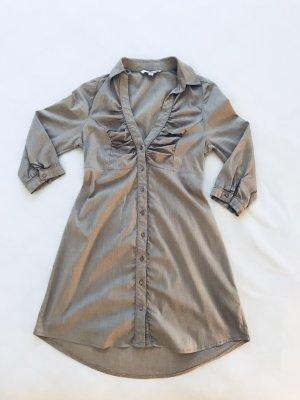 Damen Bluse, Tally Weijl, Beige / Hellbraun, Lang, Gr.36