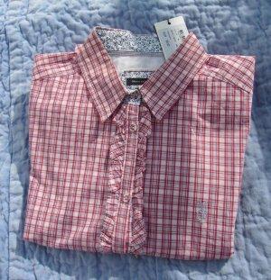 Marc O'Polo Colletto camicia multicolore Cotone