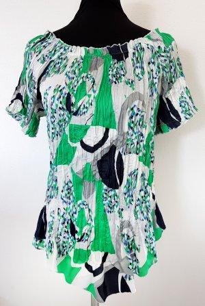 Damen Bluse von Tia, Carmen- Schnitt, Gr.44