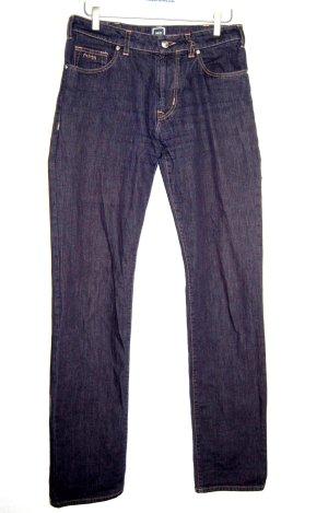 Damen - Bootcut - Jeans dunkelblau von MMX Gr.36
