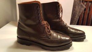 Damen-Boots - dunkelbraun