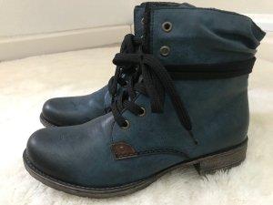 Damen Boots Neu Rieker / 39