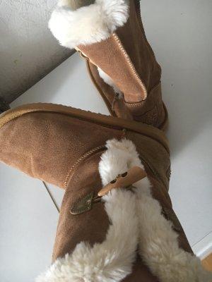 Damen Boots Schuhe