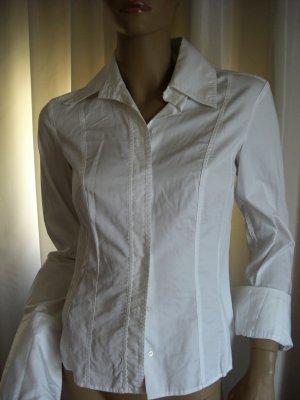 Damen BOSS Business  Bluse edel und sexy  Gr 36 - 38   Weiß