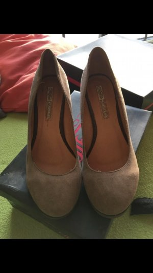 Damen Buffalo Schuhe mit Keilabsatz