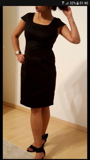 Damen Business Etuikleid Abendkleid Kleid Gr.38 von Body Flirt, Wie NEU