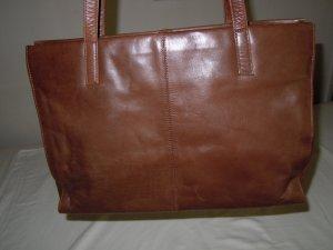 Damen-Businesstasche, braun, neuwertig