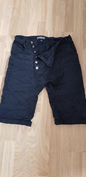 Pantalon boyfriend noir