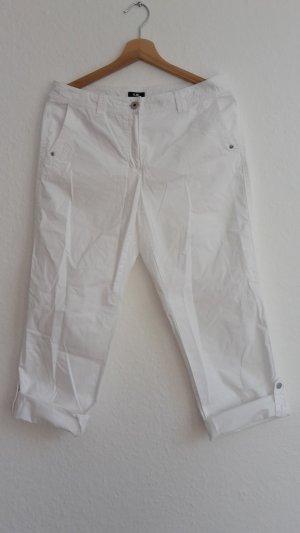 G.W. Pantalon 7/8 blanc