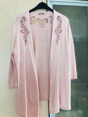 Orsay Vest pink-dusky pink