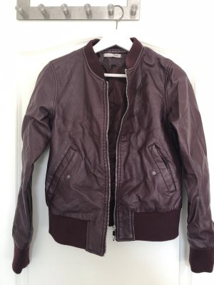 College Jacket bordeaux-dark red
