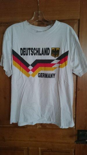 Damen Deutschland Fan T-Shirt