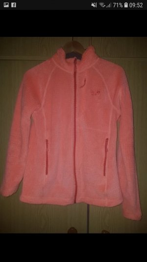 Fleece Jackets neon orange