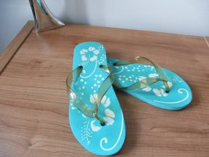 Damen Flip Flops Größe 38/39