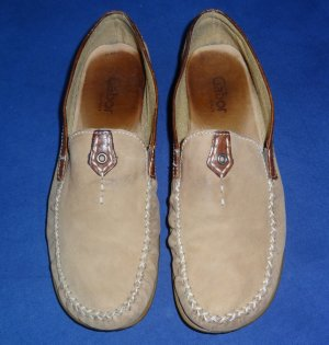 Gabor Slip-on Shoes light brown