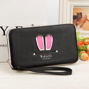 Damen Geldbeutel Geldbörse Smartphone Taschen accessories