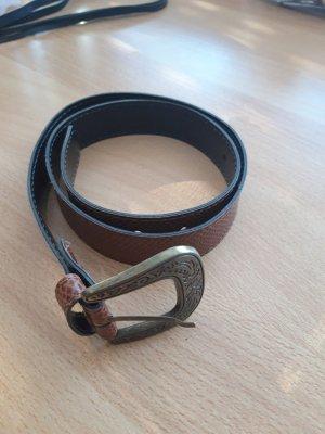Cinturón de cadera marrón