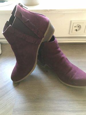 Damen halb Schuhe