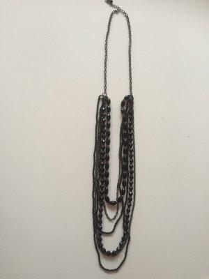 Damen Halskette 110cm lang