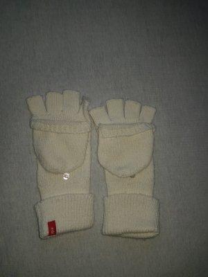 edc by Esprit Guanto senza dita bianco sporco