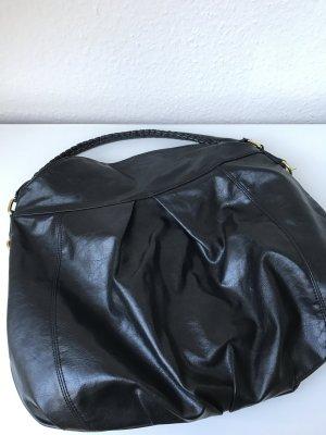 Damen Handtasche Accessorize schwarz / Gold