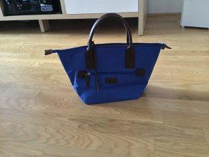 Damen Handtasche blau neu