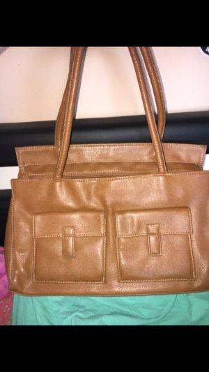 Damen Handtasche braun