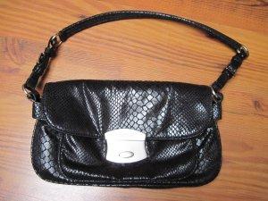 Damen Handtasche / Damenhandtasche, schwarz