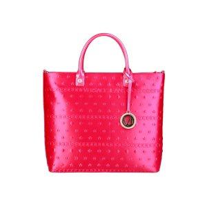 Damen Handtasche Lack-Öko-Leder