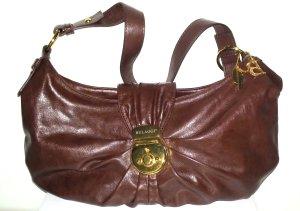 Damen - Handtasche - Leder - Umhängetasche - Bulaggi