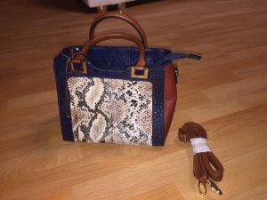Orsay Handbag dark blue