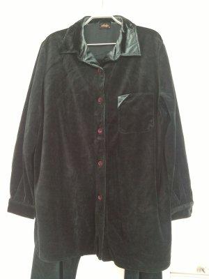 Damen Hausanzug Nickianzug Sportanzug Jogginanzug, Gr. XL, Malizia by La Perla