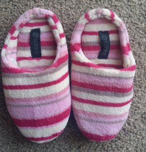 Zapatillas para casa rosa