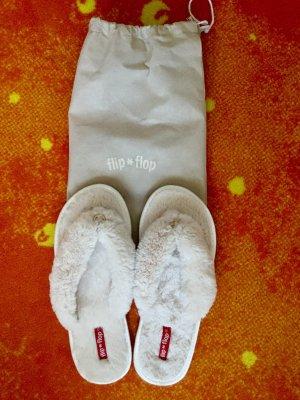 Flip*flop Pantofola da casa crema