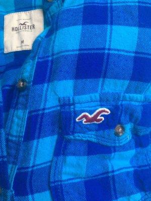 Damen-Hemd Hollister M