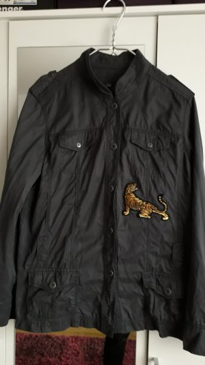 Damen Hemd/ Jacke gr 42 Cecil Taupe