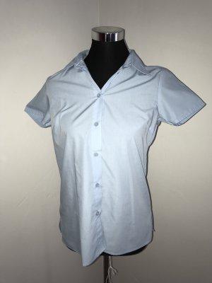 Shirt met korte mouwen lichtblauw