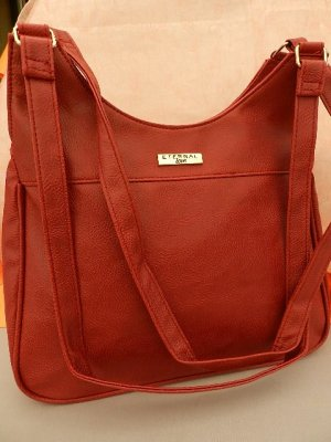 Carry Bag brick red