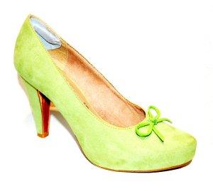 Damen High Heels - Pumps - grün von Tamaris Gr.38