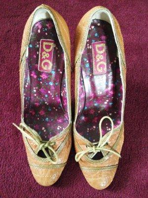 Damen High-Heels Schuhe Dolce&Gabbana / Gr.39,5 / TOP ZUSTAND!!!