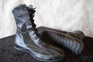 Damen High-Top Sneaker GEOX RESPIRA Black in Gr.37