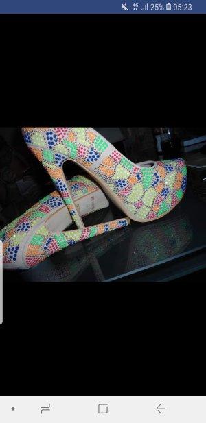 Jumex High Heels multicolored