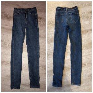 Damen Highwaist Jeans gr 34/36