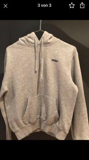 Jersey con capucha gris-gris claro