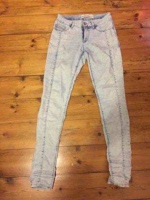 Janina Drainpipe Trousers azure